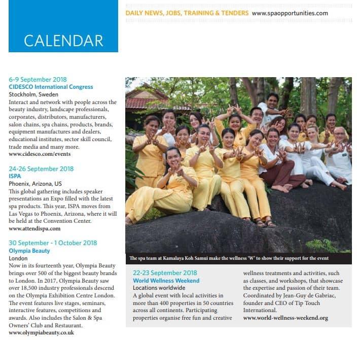Medias (PT) - World Wellness Weekend
