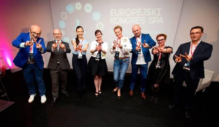 Arkadiusz Dawidowski European Spa Kongress POLAND Welfie