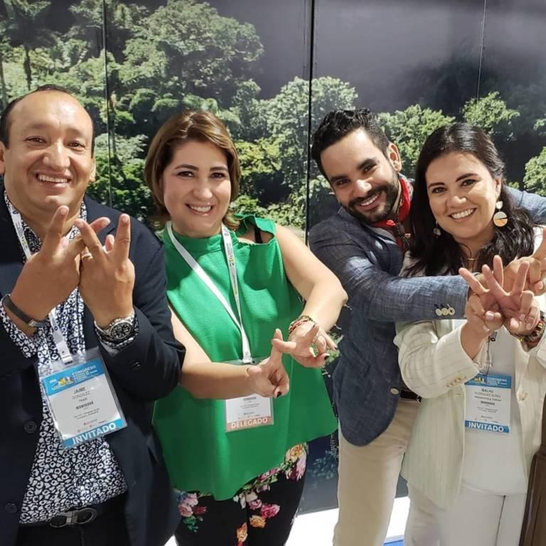 Congreso de Turismo Anato Nacional Santander COLOMBIA Welfie