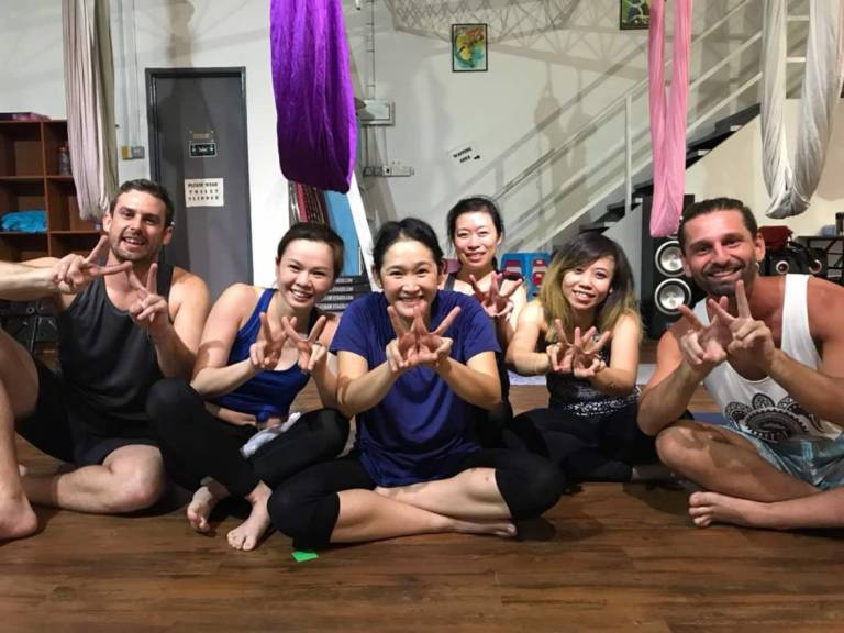 Dance Studio Kota Kinabal Sabah MALAYSIA Welfie