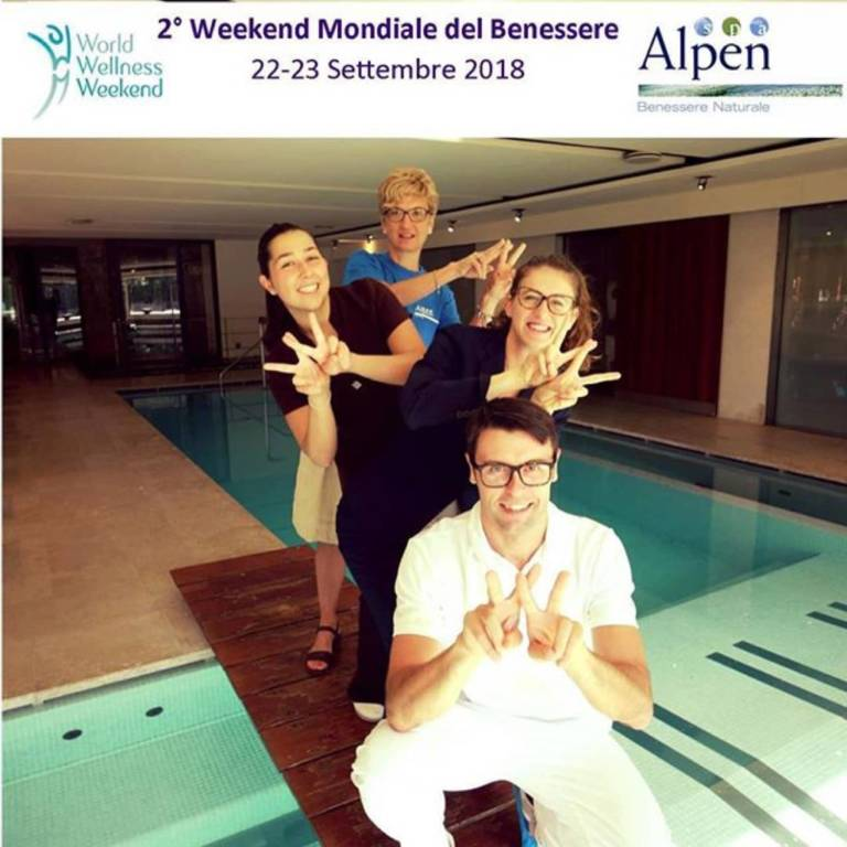 Hotel Milano Alpen Resort Meeting _ Spa ITALY Welfie