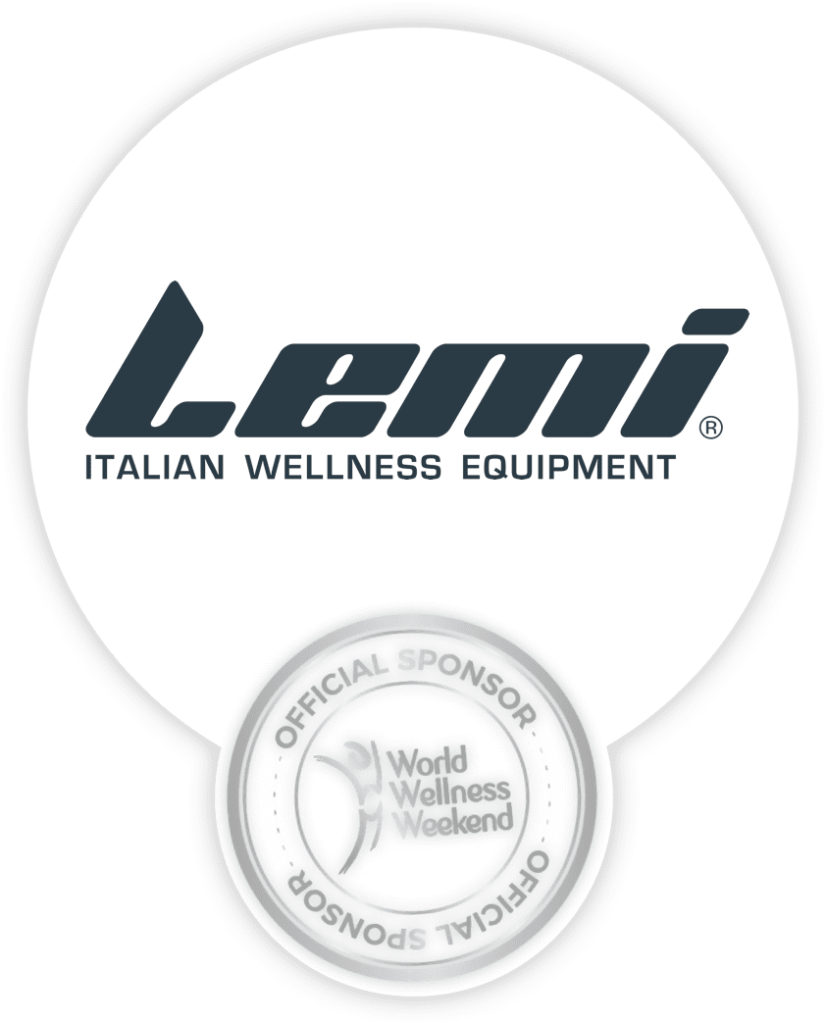 Lemi group silver sponsor partner of the World Wellness Weekend
