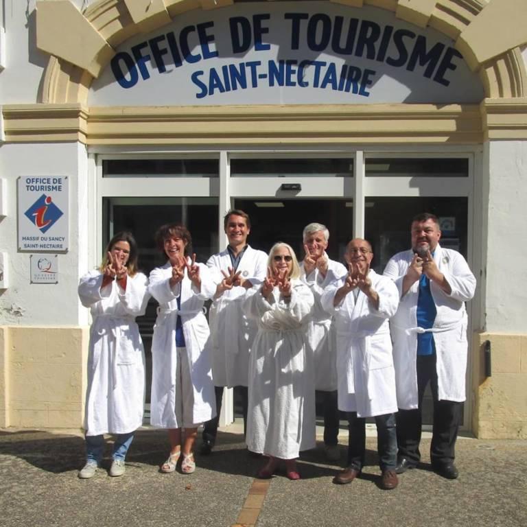 Office de Tourisme St Nectaire FRANCE
