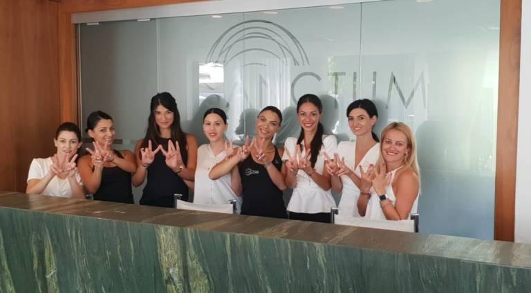 Sanctum Fitness _ Spa CYPRUS