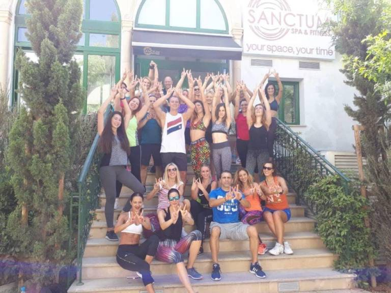Sanctum Fitness _ Spa Limassol CYPRUS outdoor