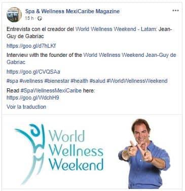 Spa & Wellness Mexicaribe Sept 2018