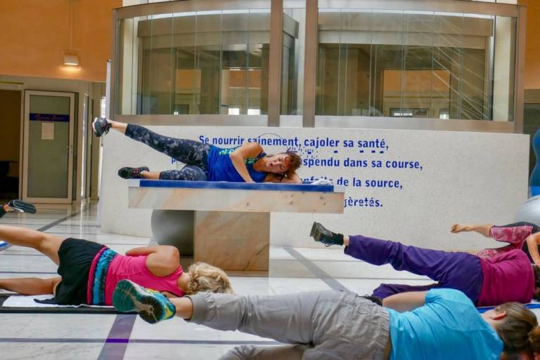 Vichy Fitness Indoor 1 FRANCE