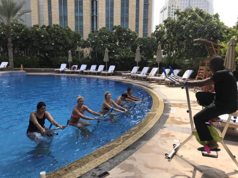 Wellness AquaBike DUBAI