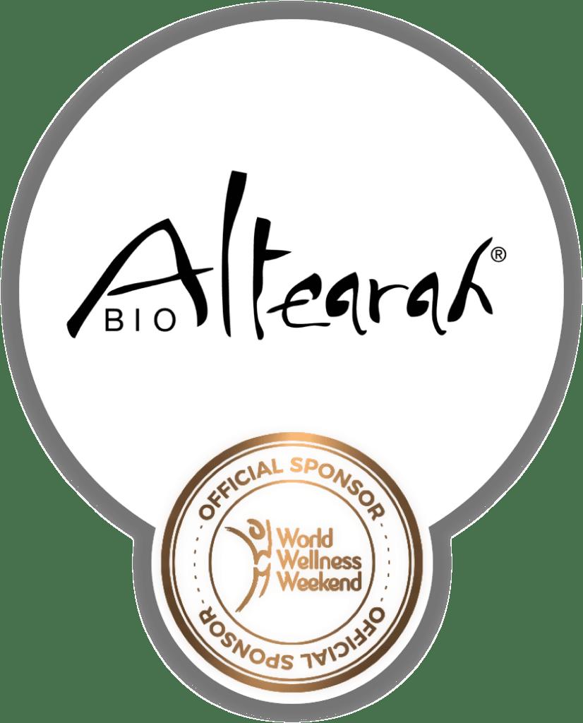 Altearah Bronze partner of the World Wellness Weekend
