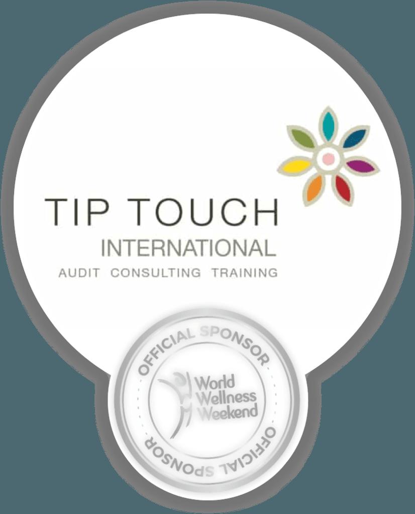 Tip Touch International partner world wellness weekend silver