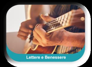 Lettere e Benessere
