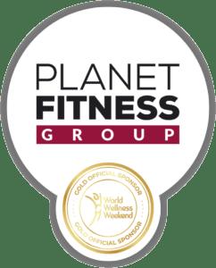 Planet Fitness Group Sponsor Badge