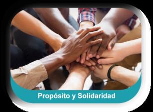 Propósito y Solidaridad