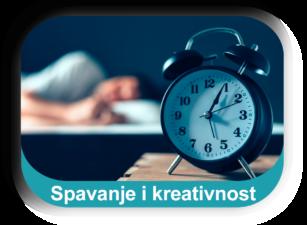 Spavanje i kreativnost